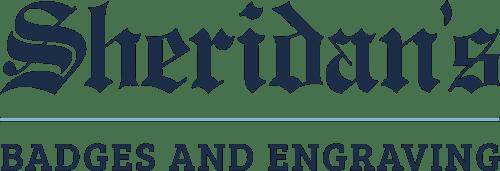 Sheridan's Badges and Engraving