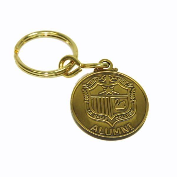 Personalised Keyring - Customised Metal Keyring - La Salle College Alumni