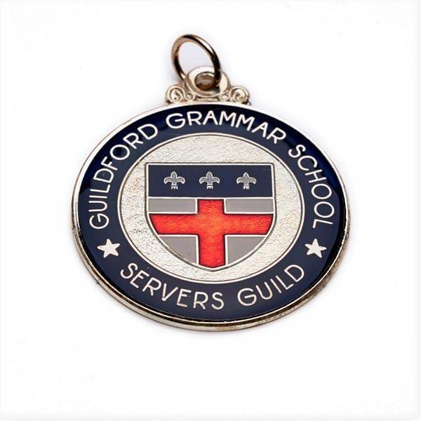 Metal Badge | School Badge
