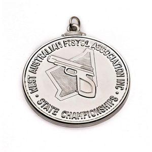 Metal Badge   Award Badge