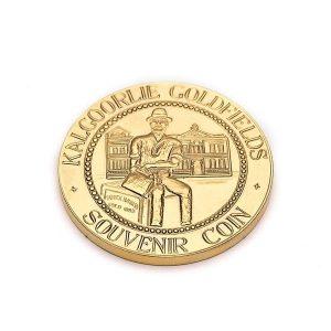 Kalgoorlie Goldfields Souvenir Coin