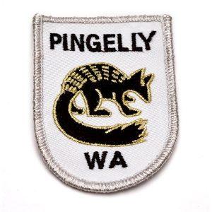 Embroidered Badge (Pingelly WA)