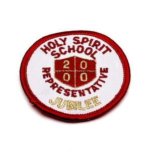 Embroidered Badge (Holy Spirit School)