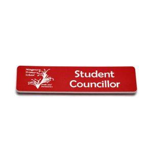 Name Badges | Lasered Plastic Name Bar – LP7520