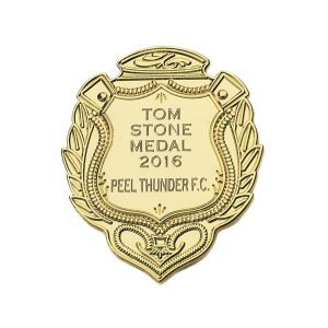 Metal Badge | Award Badge