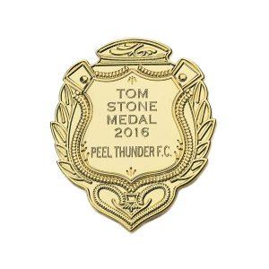 Metal Badge | Award Badge