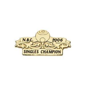 Bowling Award Metal Lapel Badge – PMJ 588