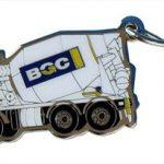 BGC - Personalised Keyring (Industrial Services)