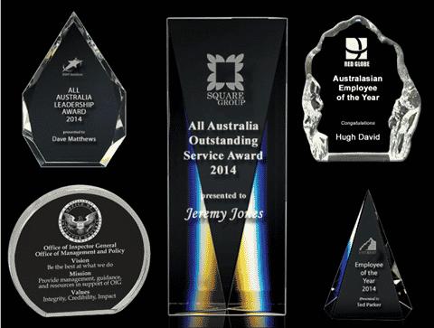 Engraved Trophies (Perth)