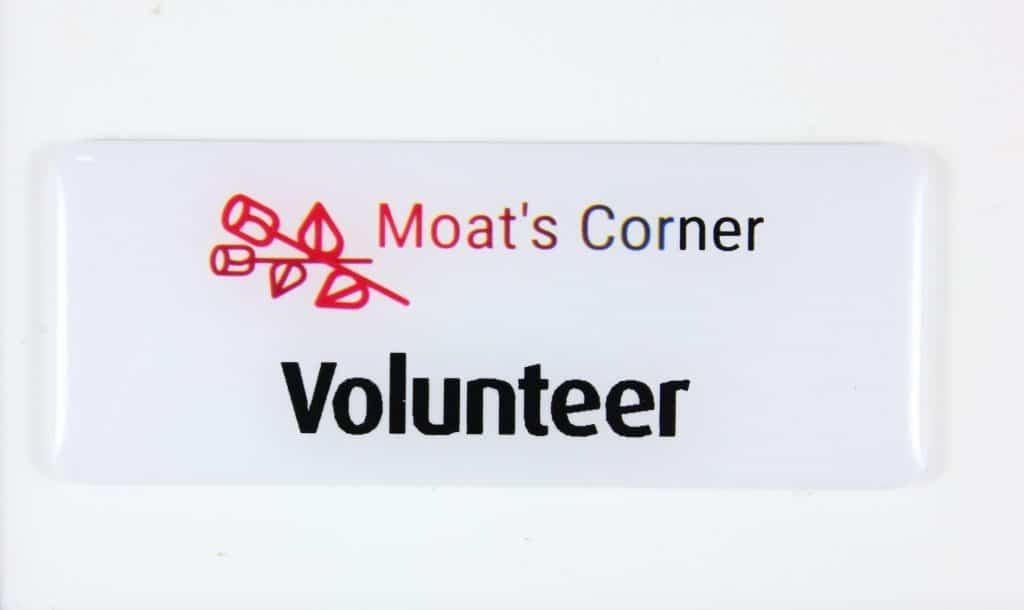 Name Badge | Das Rural Holdings | Moat's Corner