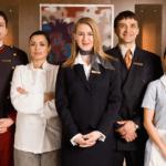 Name Badges on Hospitality Staff