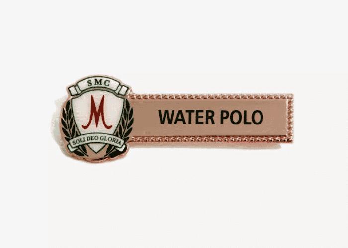 Metal Bar (School Badge)
