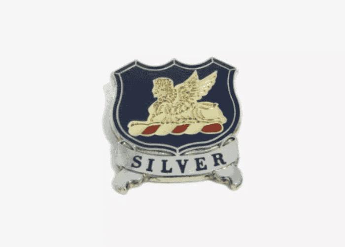 School Badge (School Name Badge)